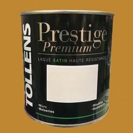 TOLLENS Peinture Prestige Premium Satin Laqué Camel doré