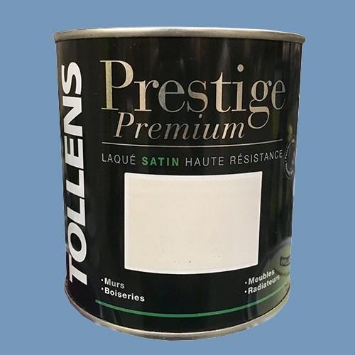 TOLLENS Peinture Prestige Premium Satin Laqué Bleu orage