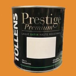 TOLLENS Peinture Prestige Premium Satin Laqué Orange vintage