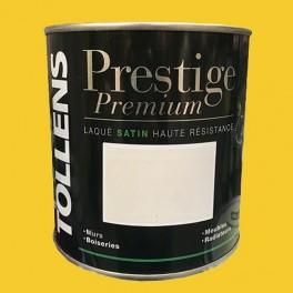 TOLLENS Peinture Prestige Premium Satin Laqué Ocre jaune