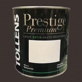 TOLLENS Peinture Prestige Premium Satin Laqué Ebène