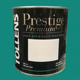 TOLLENS Peinture Prestige Premium Satin Laqué Malachite