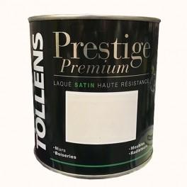 TOLLENS Peinture Prestige Premium Satin Laqué Blanc absolu