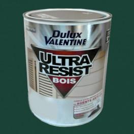 Dulux valentine ultra r sist bois vert pays basque satin 2 5l pas cher en ligne - Dulux valentine color resist ...