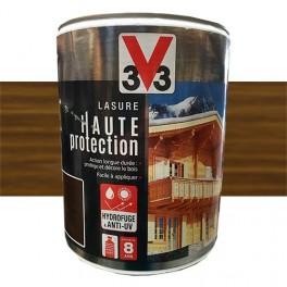 V33 Lasure Haute Protection 8ans Chêne moyen