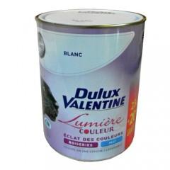 achat vente peinture dulux valentine absolute white. Black Bedroom Furniture Sets. Home Design Ideas