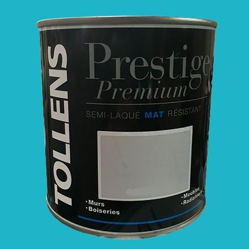 TOLLENS Peinture Prestige Premium Mat Semi-laqué Bleu pacifique