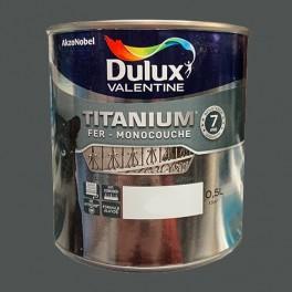 DULUX VALENTINE Peinture fer TITANIUM Industriel