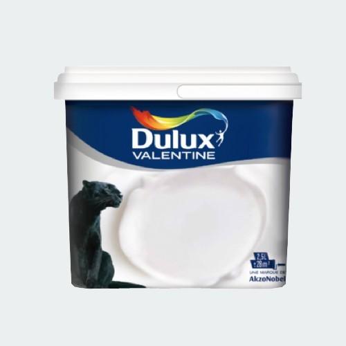Dulux valentine peinture cr me de couleur embruns pas cher - Dulux valentine plafond net ...