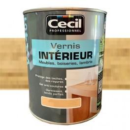 CECIL VX401 Vernis Intérieur Chêne clair