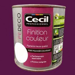 CECIL PE DECO Finition Couleur Ultra-violet Mat