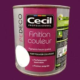 CECIL PE DECO Finition Couleur Ultra-violet Mat