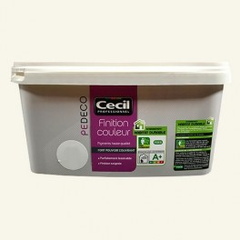 CECIL PE DECO Finition Couleur Kaolin Mat