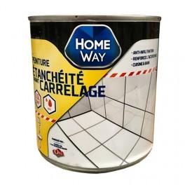 OXI Home Way Peinture Etanchéité avant carrelage
