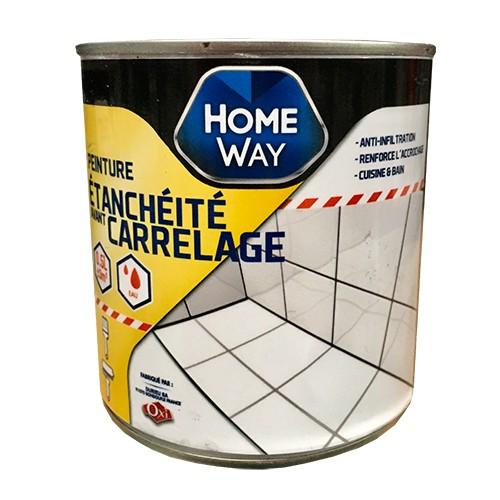 OXI Home Way Peinture Etanchéité avant carrelage pas cher en ligne - à partir de 10.83