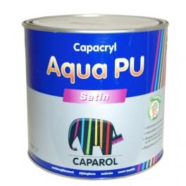 Peinture Capacryl Aqua PU de CAPAROL 2,4L Blanc Satin