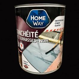 OXI Home Way Etanchéité Toits Terrasses - Noir