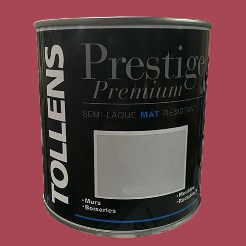 TOLLENS Peinture Prestige Premium Mat Semi-laqué Cabaret