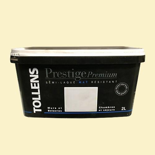 TOLLENS Peinture Prestige Premium Mat Semi-laqué Vanille