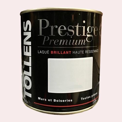 TOLLENS Peinture Prestige Premium Laqué Brillant Céruse
