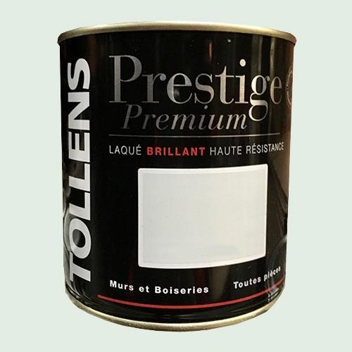 TOLLENS Peinture Prestige Premium Brillant Laqué Eau de Roche