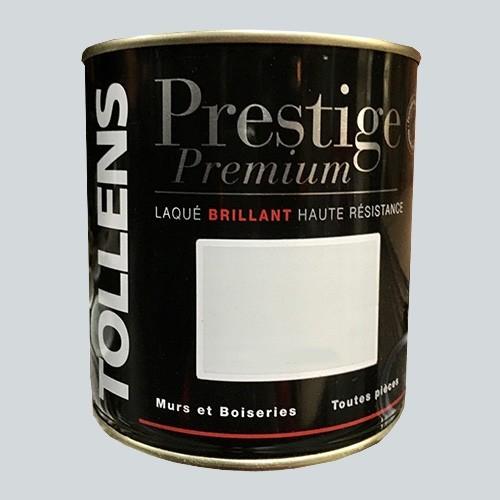 TOLLENS Peinture Prestige Premium Laqué Brillant Gris tourterelle