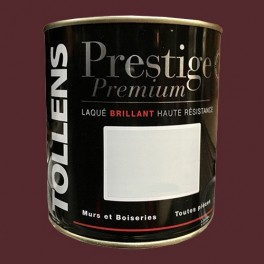 TOLLENS Peinture Prestige Premium Laqué Brillant Brun Van Dyck