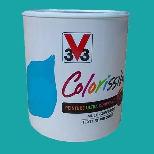 Peinture V33 Colorissim Satin Menthol n°83