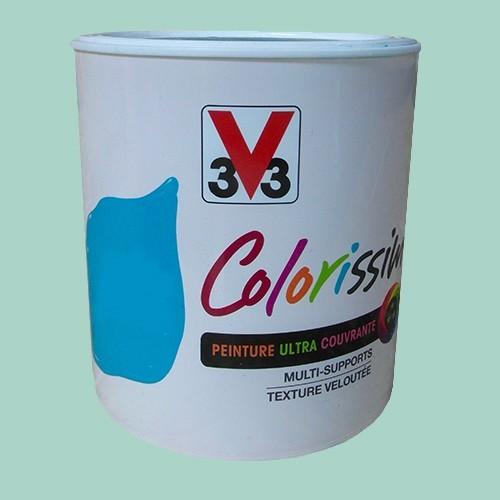 Peinture V33 Colorissim Satin Menthe douce n°84