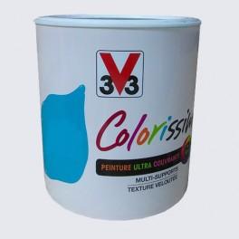 Peinture V33 Colorissim Satin Gris délicat n°77