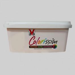 Peinture V33 Colorissim Satin Gris perlé n°75