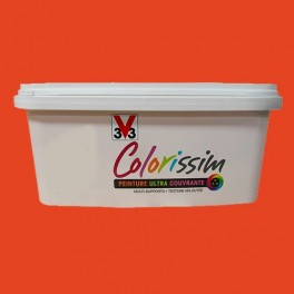 Peinture V33 Colorissim Satin Orange n°80
