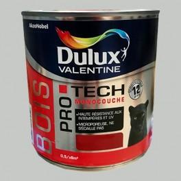 Dulux Valentine Peinture Bois Pro Tech Gris Clair De La Marque Dulux Valentine