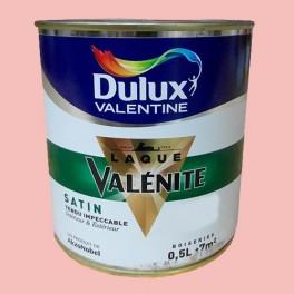 DULUX VALENTINE Laque Valénite Satin Lait fraise