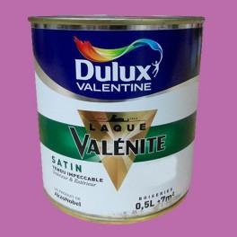DULUX VALENTINE Laque Valénite Satin Fuschia
