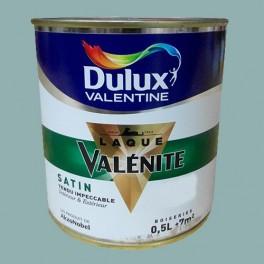 DULUX VALENTINE Laque Valénite Satin Bleu acier