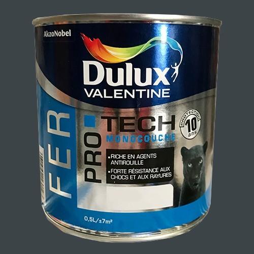 Dulux Valentine Peinture Fer Pro Tech Anthracite De La Marque Dulux Valentine