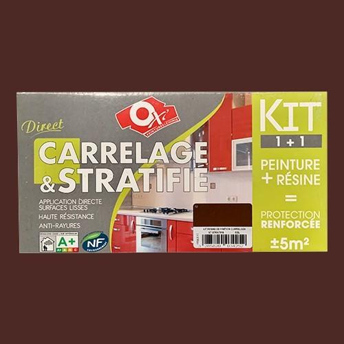 OXI Kit Carrelage & Statifié Wengé