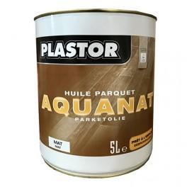 PLASTOR Huile Parquet Aquanat