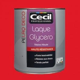 CECIL Peinture PELAQ DECO Brillant Piment
