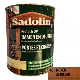 SADOLIN-WOODLOVER Lasure Portes et chassis Protech UV Noyer africain (630)