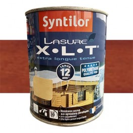 SYNTILOR Lasure X.L.T Acajou Exotique 12ans