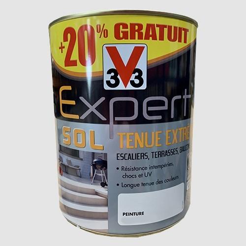 V33 Expert Sol Tenue Extrême 3L Poudre de Marbre