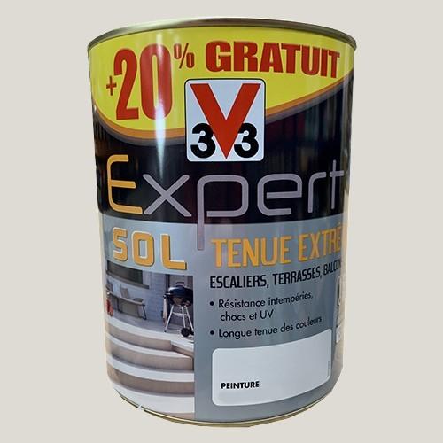 V33 Expert Sol Tenue Extrême 3L Craie