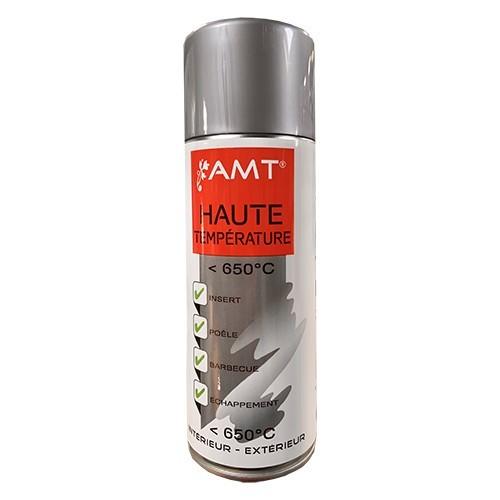 AMT Aérosol Haute température Gris