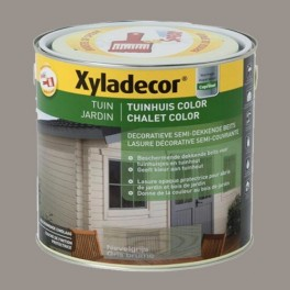 XYLADECOR Chalet Color Gris Brume