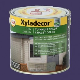 XYLADECOR Chalet Color Lavande