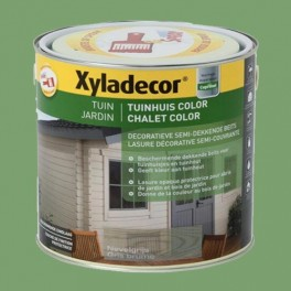 XYLADECOR Chalet Color Vert Tilleul