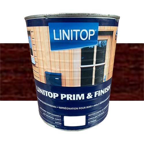LINITOP Prim & Finish Noyer (283)
