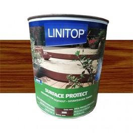 LINITOP Surface Protect Chêne foncé (288) Mat